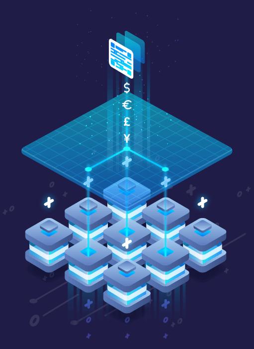 Cross-chain DeFi protocols