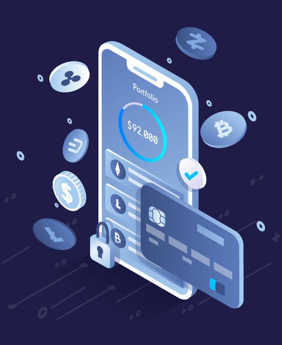 The Coinweb digital wallet
